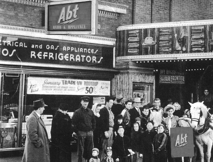 Abt Radio 1936, Logan Square Chicago, IL Chicago