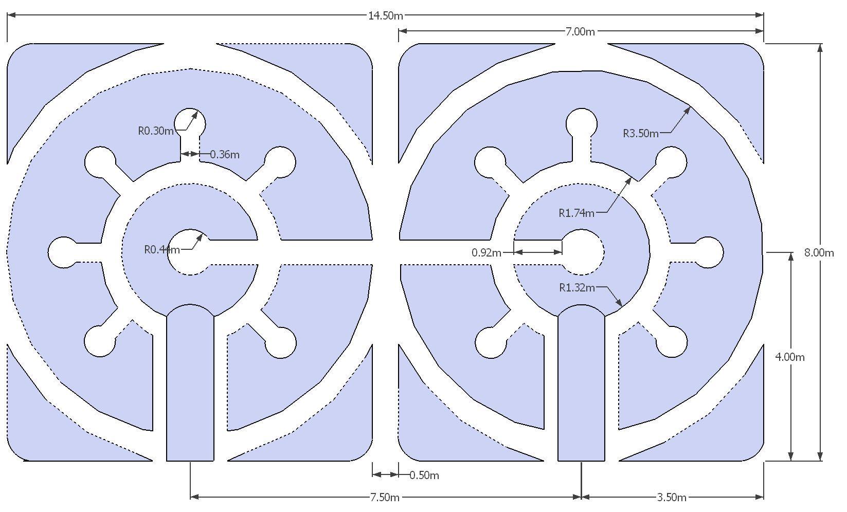 Making an Herb Garden - The Design (Part II) | Keyhole ...