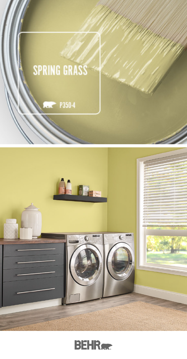 Color Of The Month Spring Grass Colorfully Behr Bedroom Paint Colors Interior Paint Colors For Living Room Paint Colors For Home