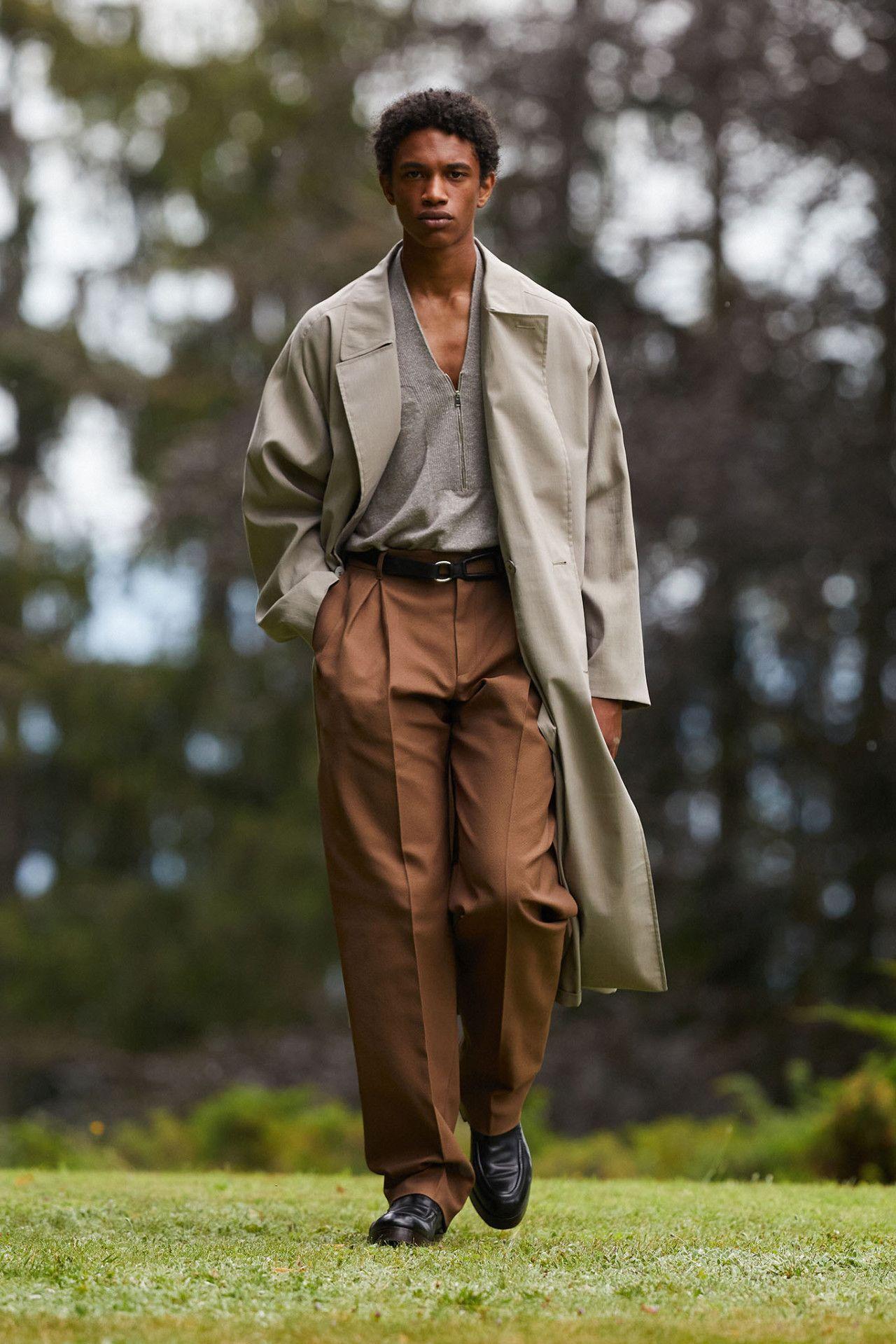 Spring 2021 Men's Trends PHOTOS - WWD   Menswear, Zegna ...