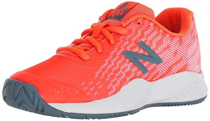 sports shoes ce5cd acbc6 New Balance Kids  996v3 Hard Court Tennis Shoe Review