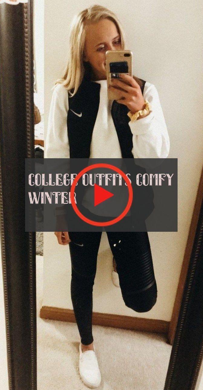#koreanoutfitswinter #vintageoutfitswinter college outfits comfy winter # outfits winter brun...