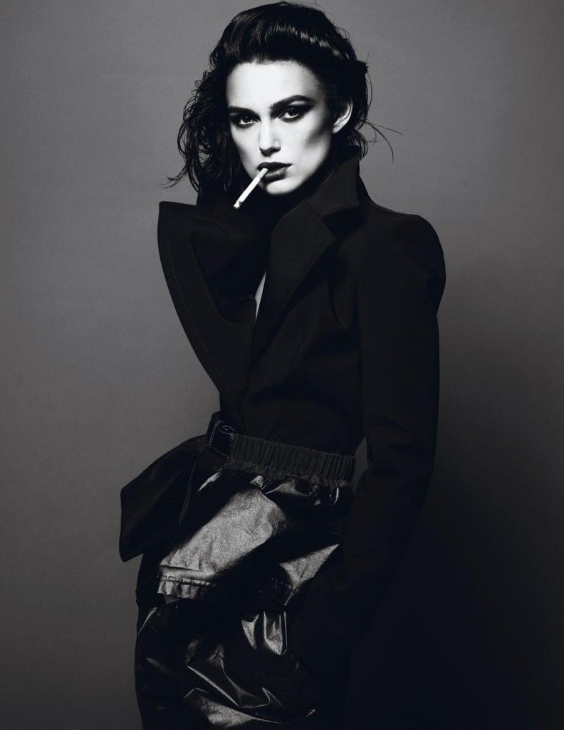 Keira Knightley by Mert & Marcus