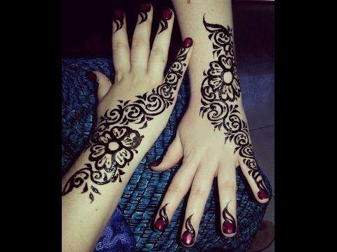 نقش حناء سوداني روعة نقوش حنة سودانية مبالغة Henna Designs Arabic Henna Designs Henna Patterns