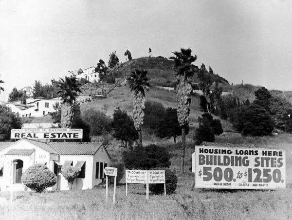 Hollywood... 1936...