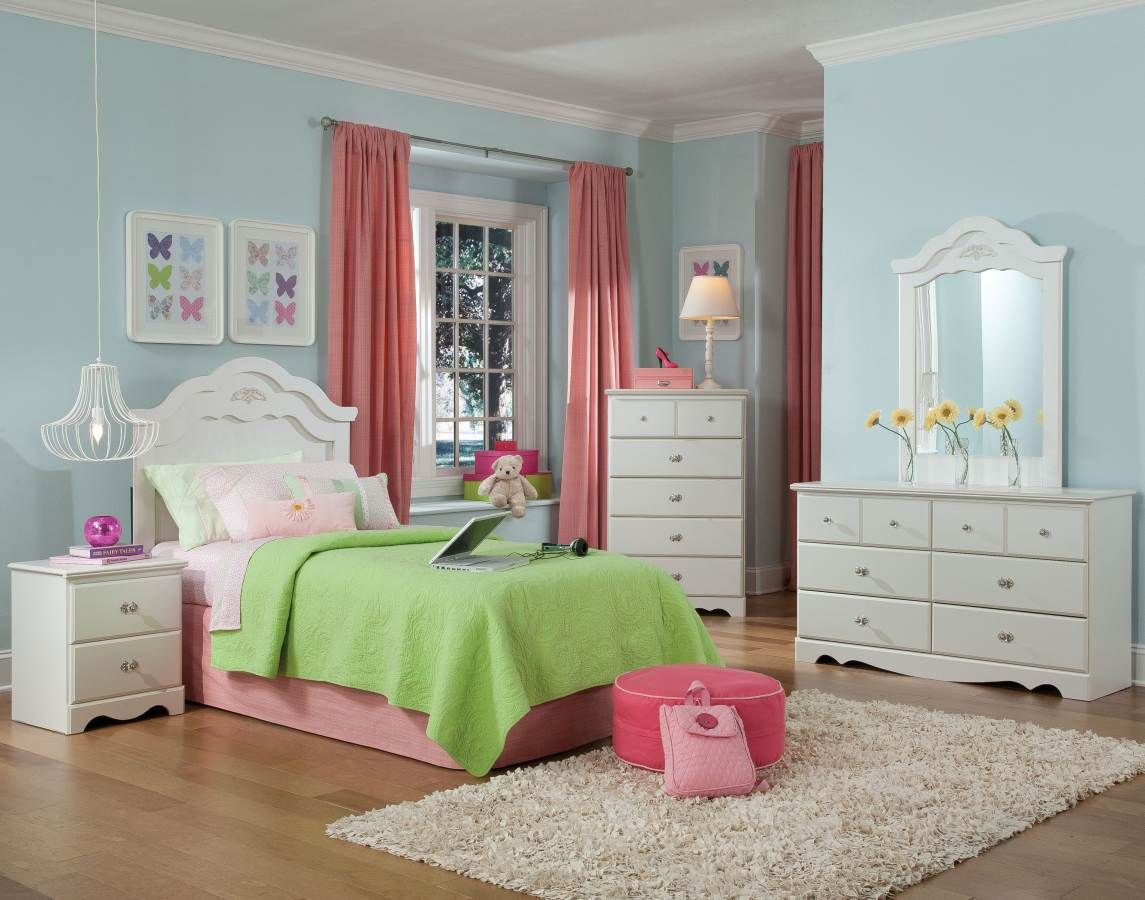 Daphne White Kids Bedroom Set Kids Bedroom Sets White Bedroom