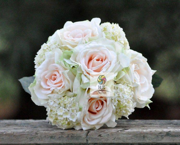 Pas cher livraison gratuite la main fleurs artificielles for Bouquet pas cher livraison gratuite