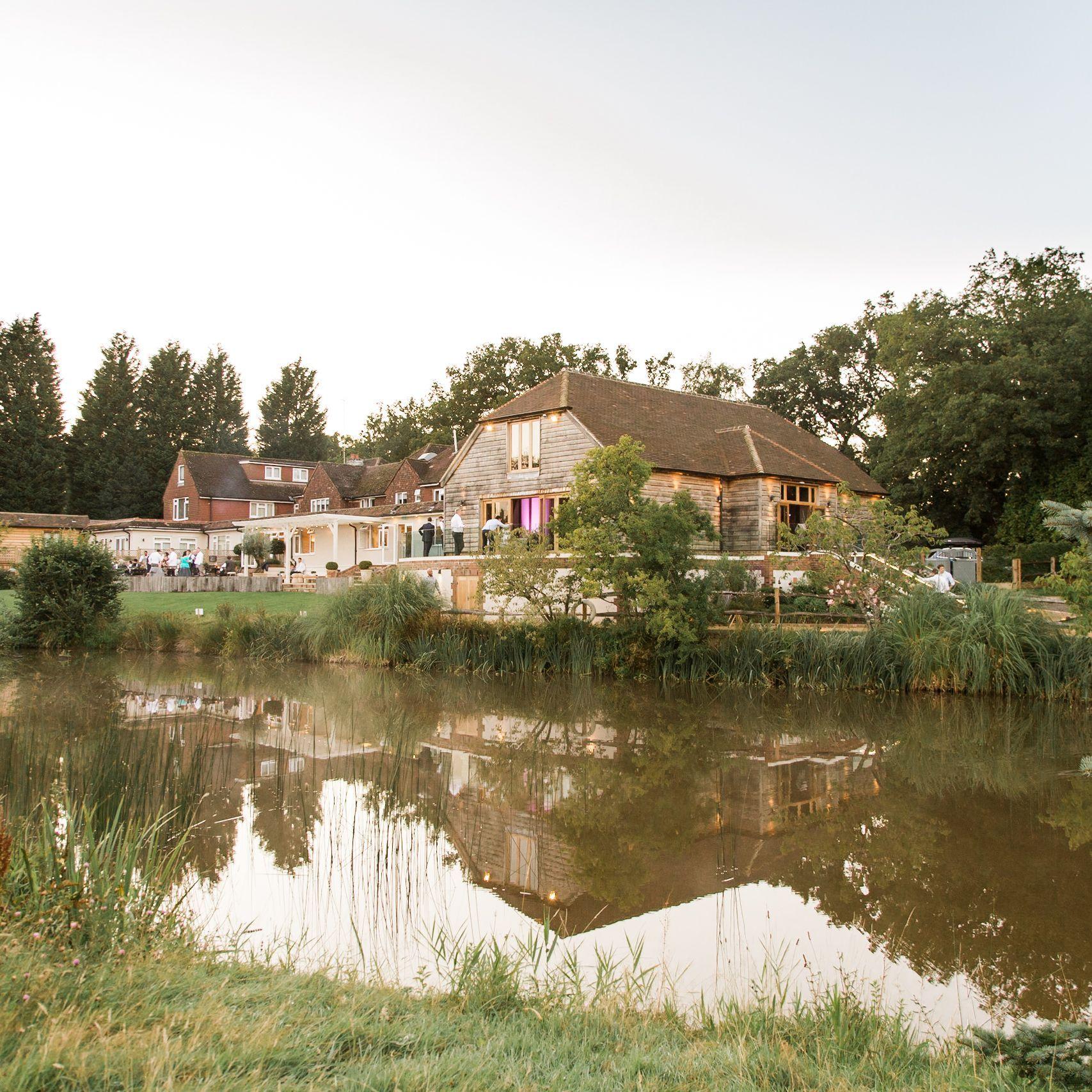Brookfield Barn in Horsham is a stunning wedding venue ...