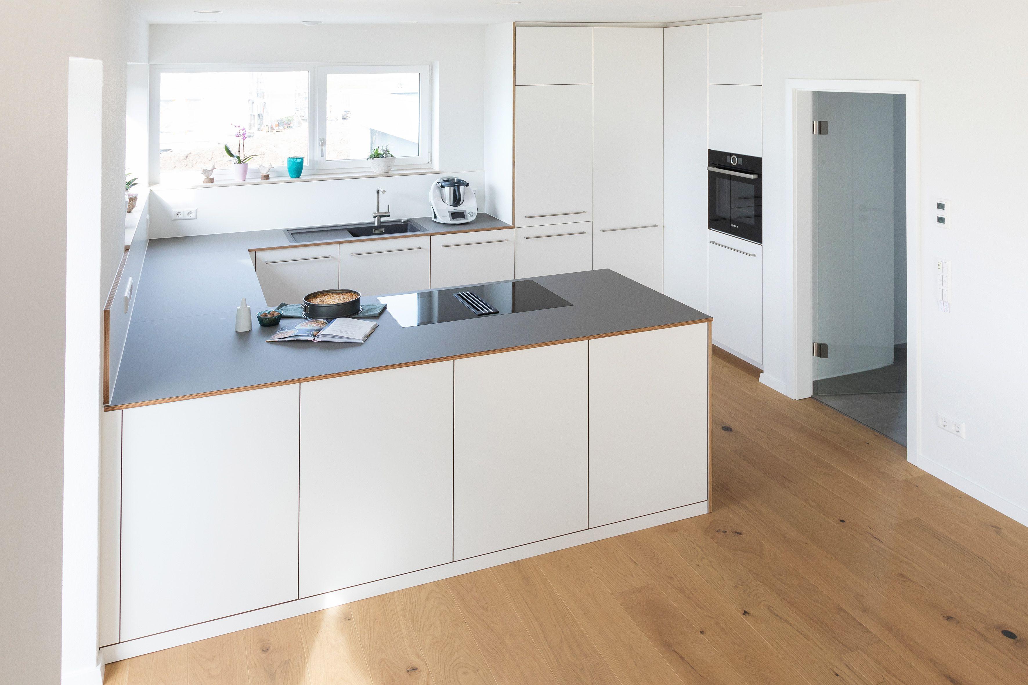 Haus-Bild von Lena Reidenbach in 15  Moderne küche, Wohnzimmer