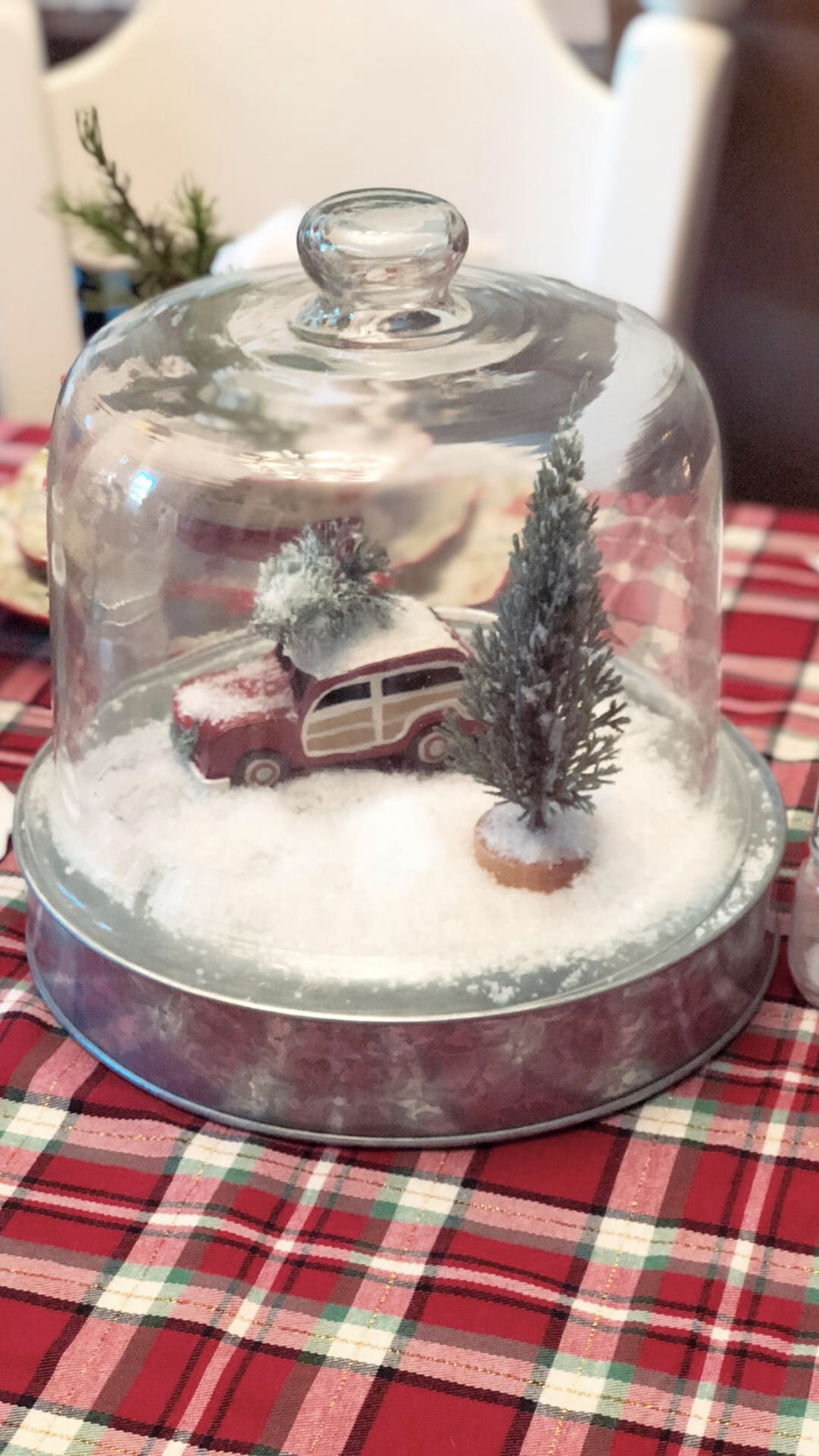Farmhouse Christmas Decor Snow Globe Glam Christmas Decor Christmas Deco Christmas Decorations