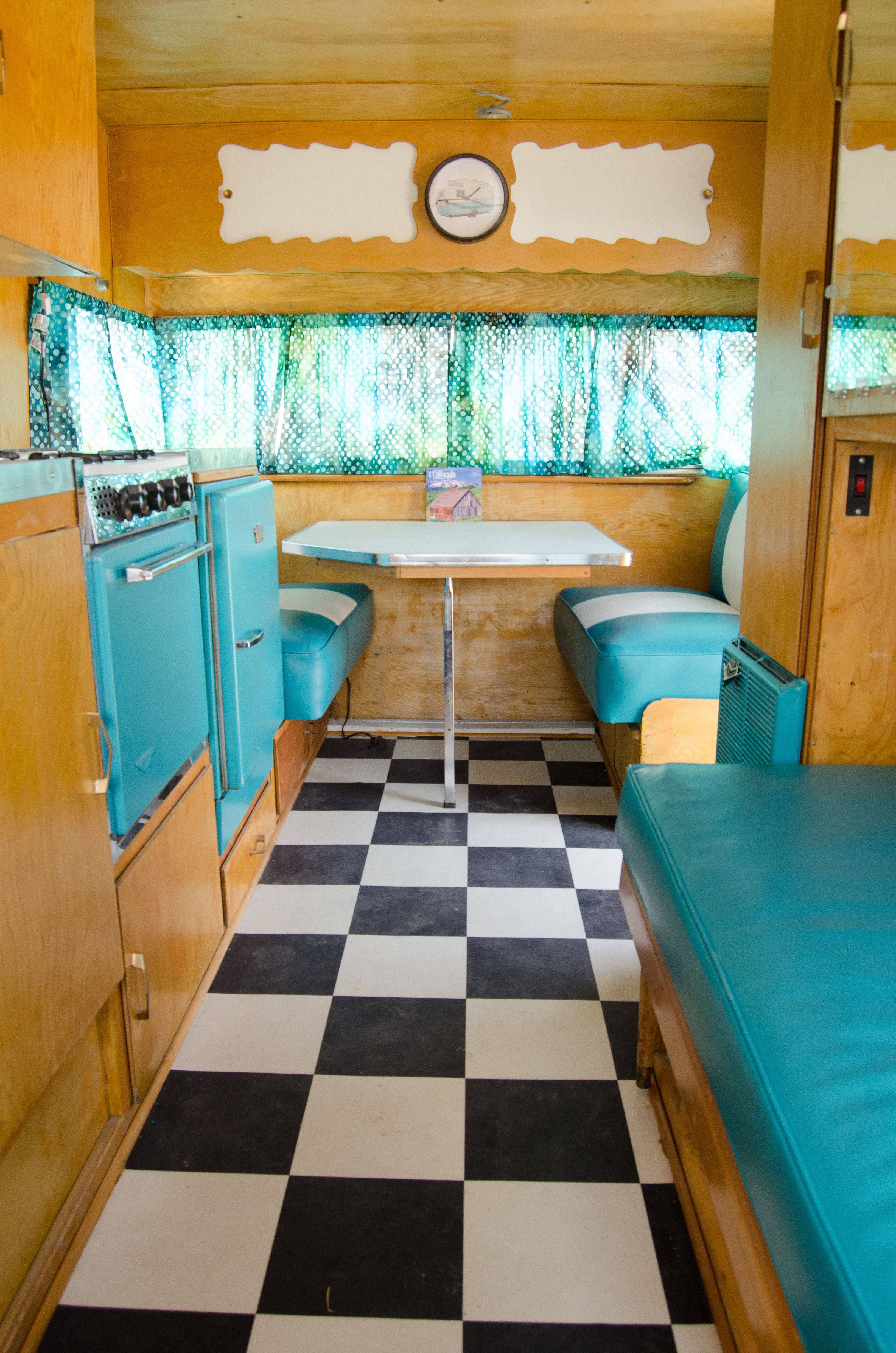 Our 1964 Shasta Airflyte Refinished Interior March 2014 Shasta Style Camping Pinterest