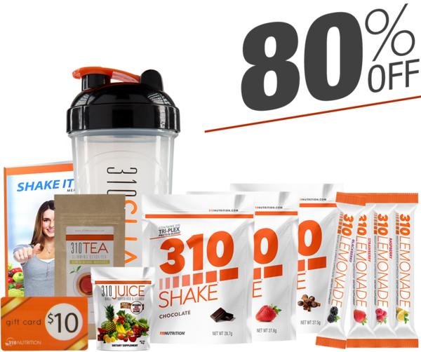 310 Nutrition Starter Kit 9 No Commitment 310 Nutrition Starter Kit 310 Nutrition Nutrition