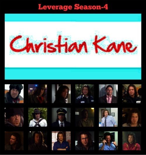 Leverage Season-4