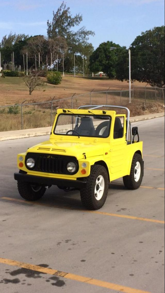 Suzuki Jimny is a line of off-road vehicles from Suzuki produced ...