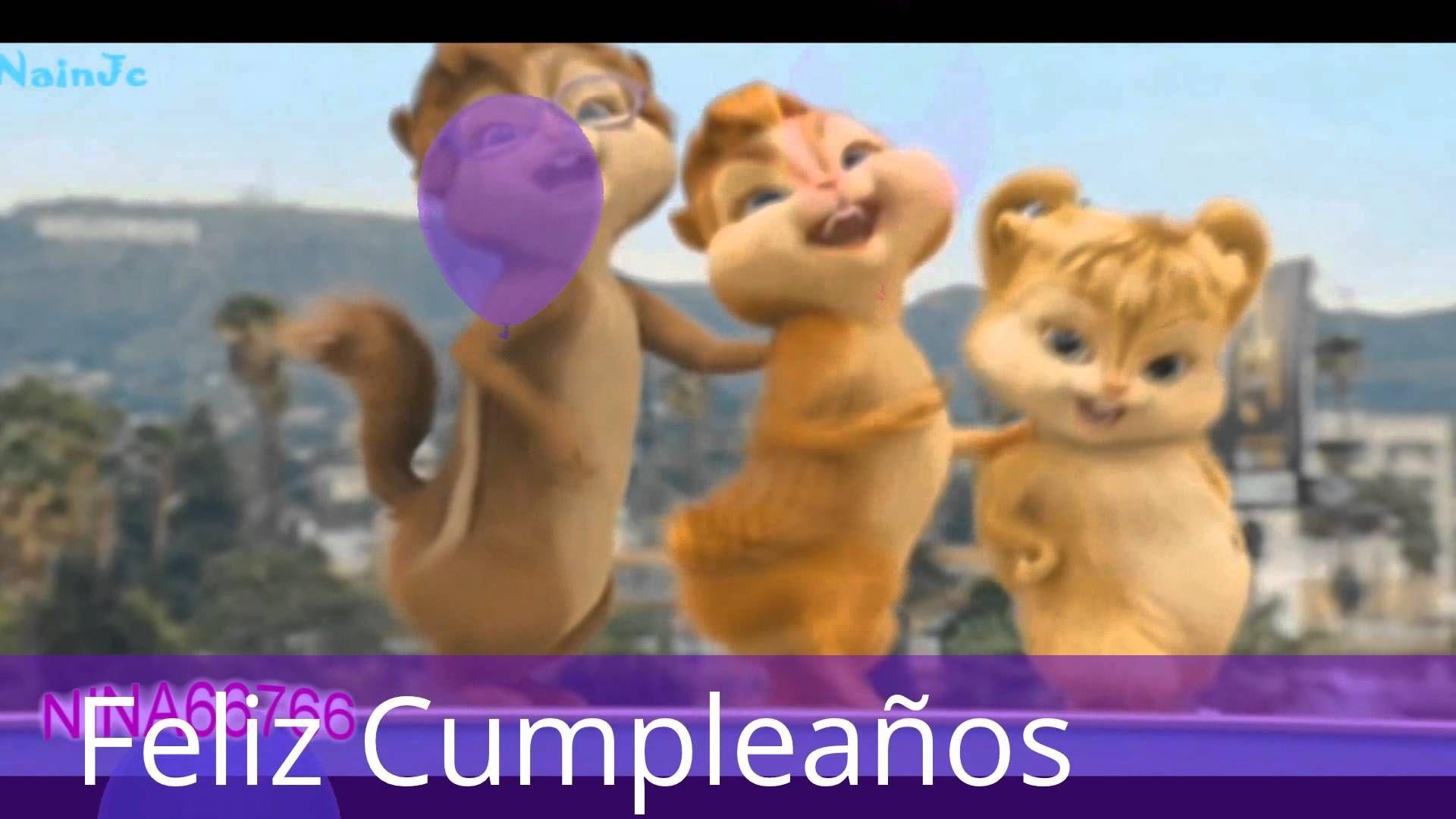 Happy Birthday Feliz Cumpleanos En Ingles Happy Birthday Birthday Feliz