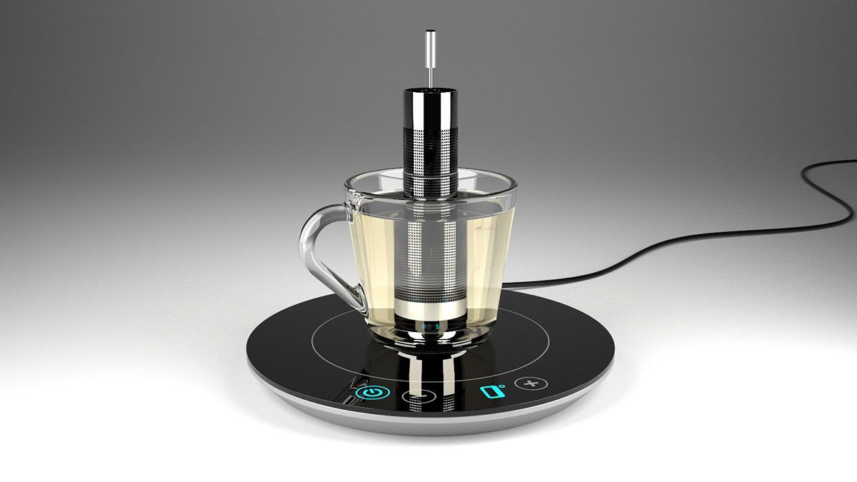 The Pyrex Gl Induction Tea Kettle Was Designed For Consumers Who Want A Safe Fast And Easy Way To Make Without Sacrificing Ritual Or Tradition