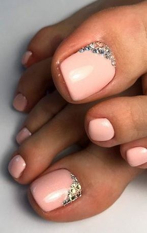 35 Summer Toe Nail Design Ideas For Exceptional Look 2020 In 2020 Summer Toe Nails Toe Nails Cute Toe Nails