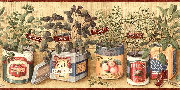 Vintage borders on pinterest manualidades decoupage and - Laminas decorativas para cocinas ...