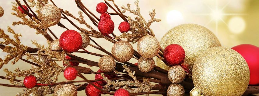 Christmas and new year 2020 facebook and twitter covers HD - Facebook covers Twitter headers