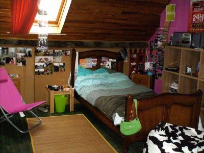 Grande chambre pour ma fille - - Vous avez aménagé vos combles ...