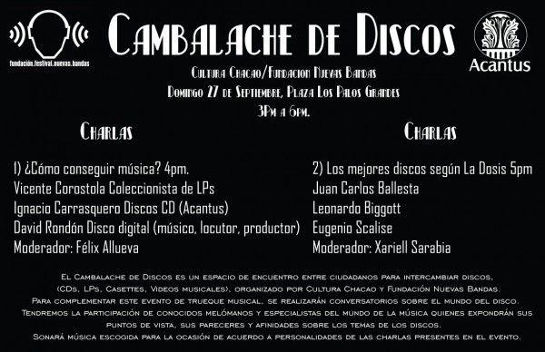 Cambalache de Discos en Caracas http://crestametalica.com/events/cambalache-de-discos-en-caracas/ vía @crestametalica