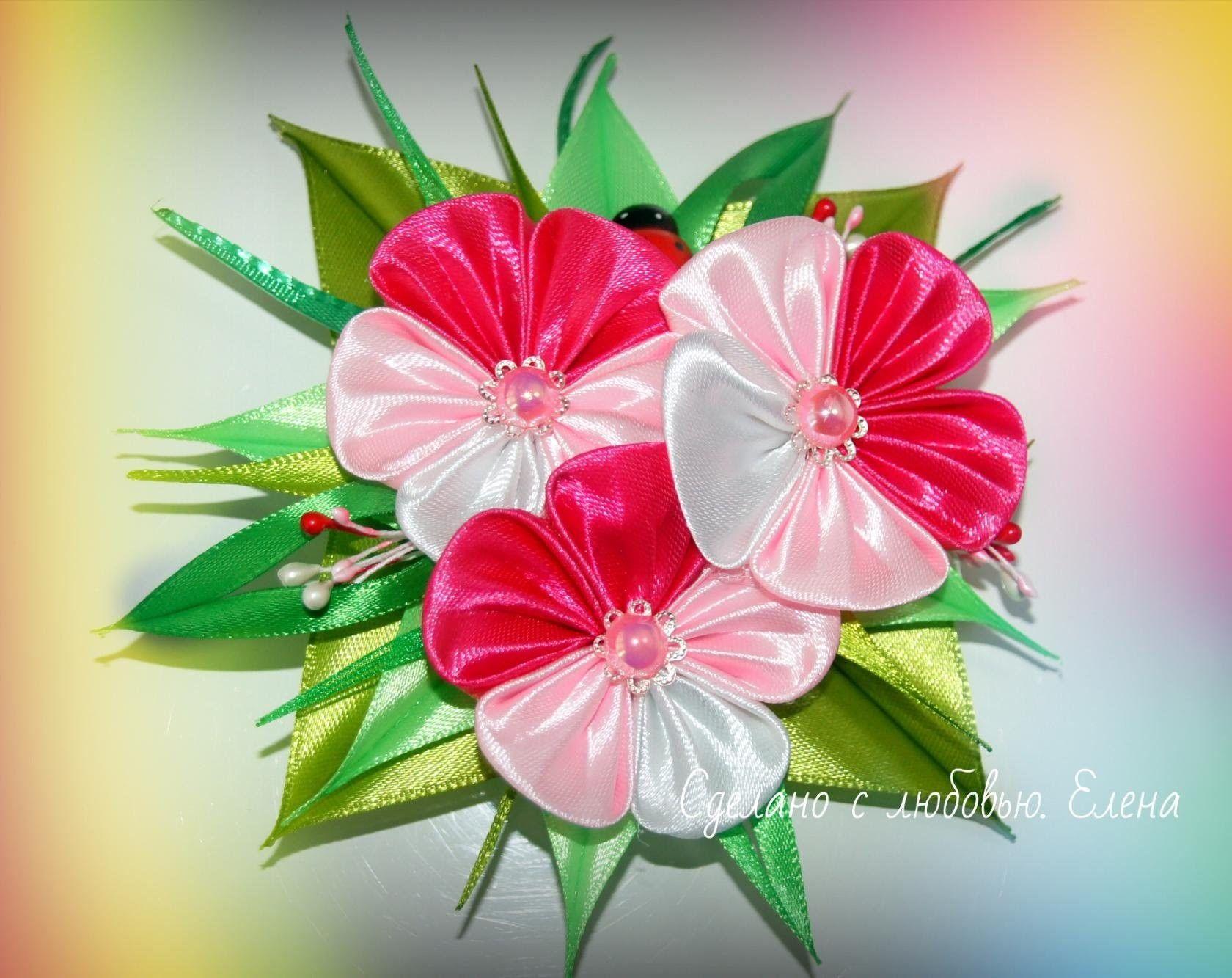DIY artificial flower: master class, photo 27