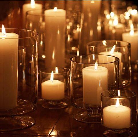Clear Tall Bulk Glass Votive Candle Holder For Wedding - Buy Tall - bulk halloween decorations