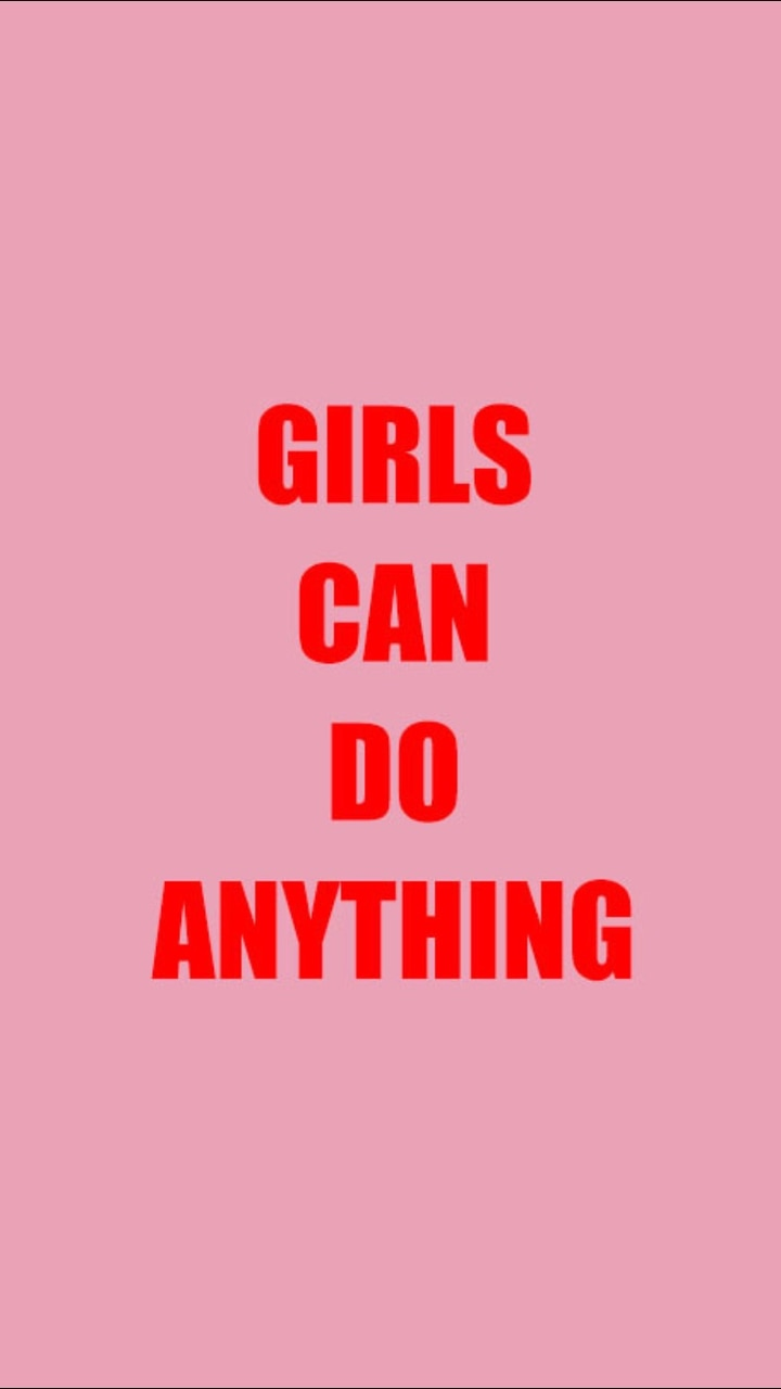 Girls Can Do Anything Selfcare Selflove Positivequotes Quotestoliveby Haveagoodday Positivemindset Encouragement Quotes Inspirational Quotes Cool Words