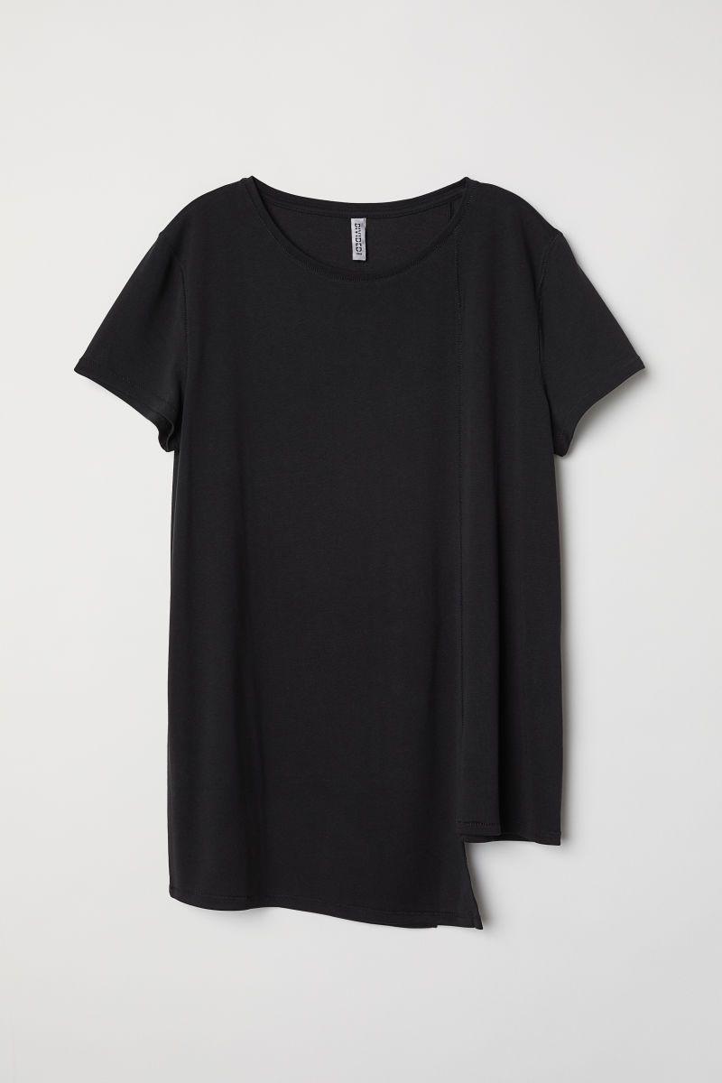 Asymmetrisches Shirt | Fashion | Mode | Pinterest