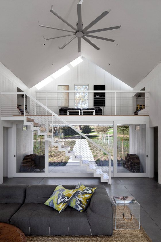Hupomone Ranch by Turnbull Griffin Haesloop | Detached houses
