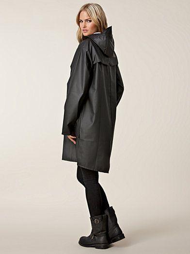 Long Rain Coats
