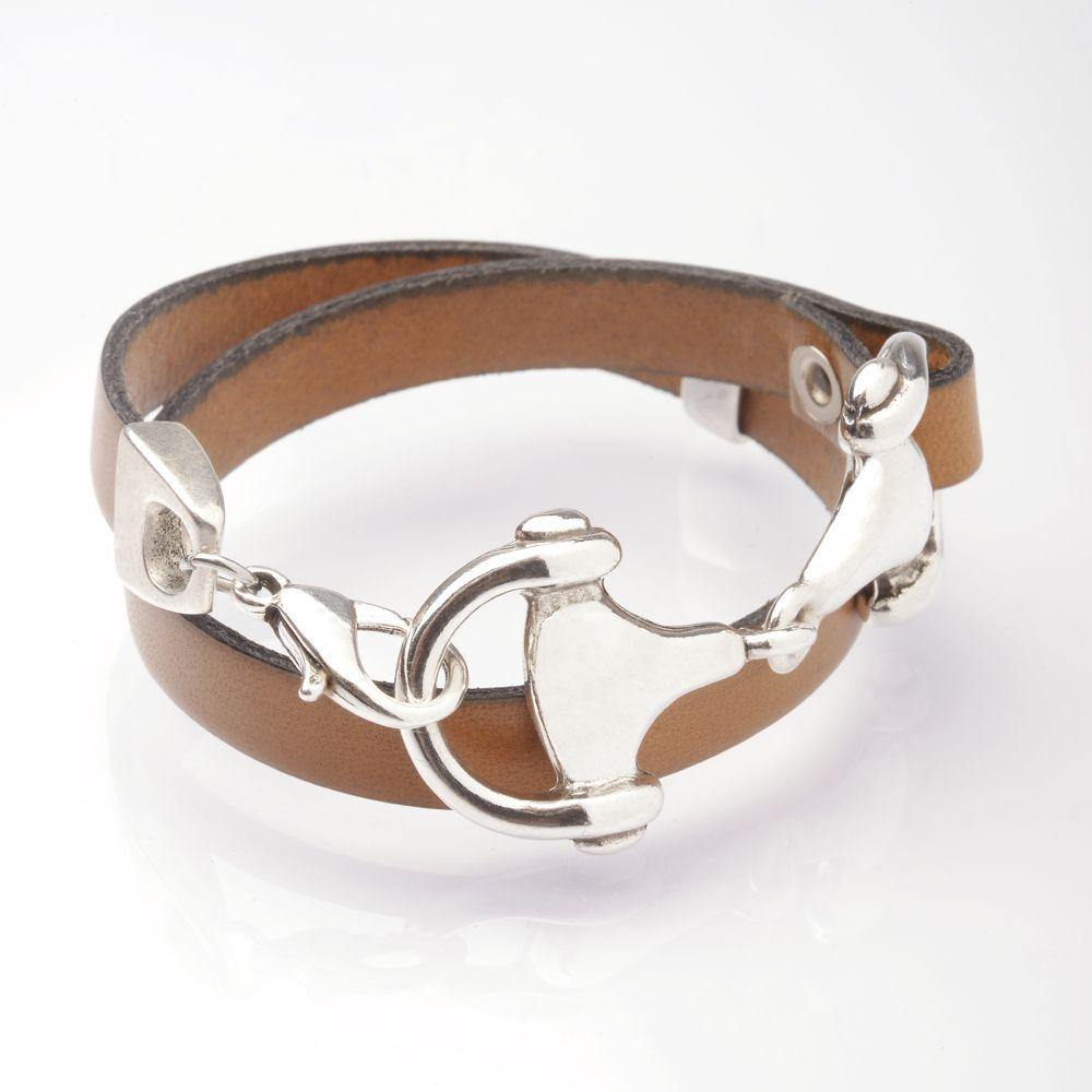 bijoux homme équitation