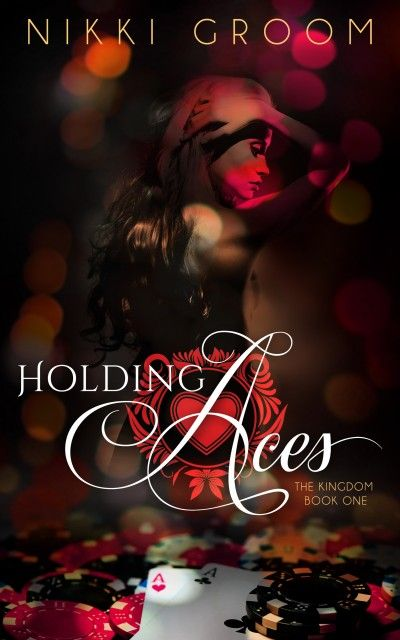 Claim a free copy of Holding Aces