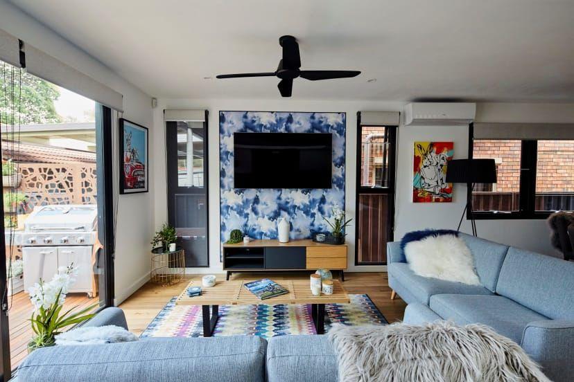 Scandinavisch Interieur Sydney : This season house rules has auctioned a sydney house in rosebery