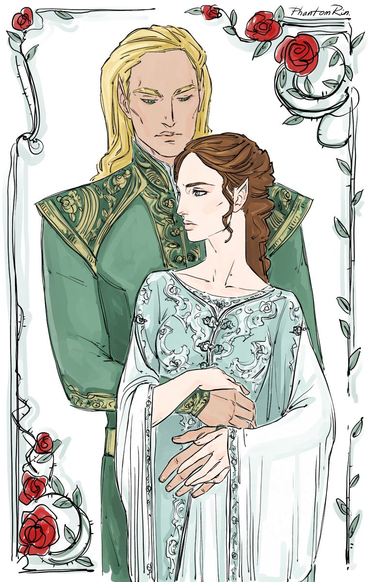 Tamlin Feyre Again Again A Court Of Thorns And Roses By
