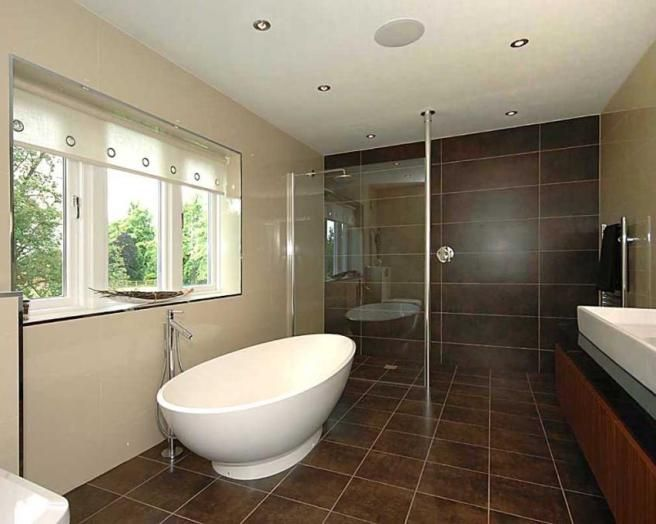 Check Out This Photo On Rightmove Home Ideas Tile Walk In Shower Bathroom Design Large Tile