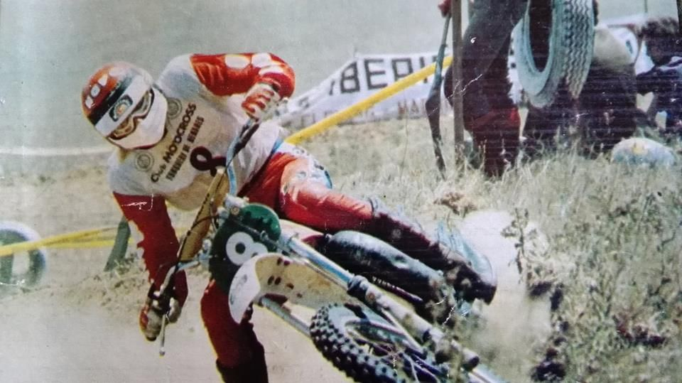 Vb Jl j l mendoza montesa cappra 250 vb 1978 vintage mx