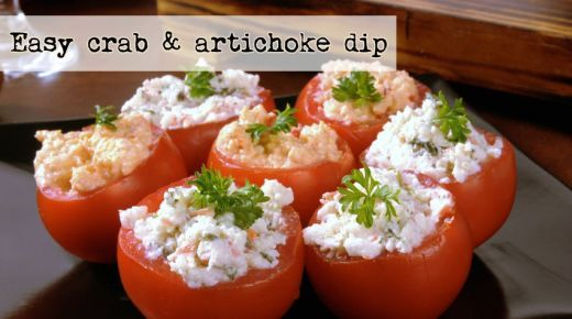 Perfect appetizer for your next party