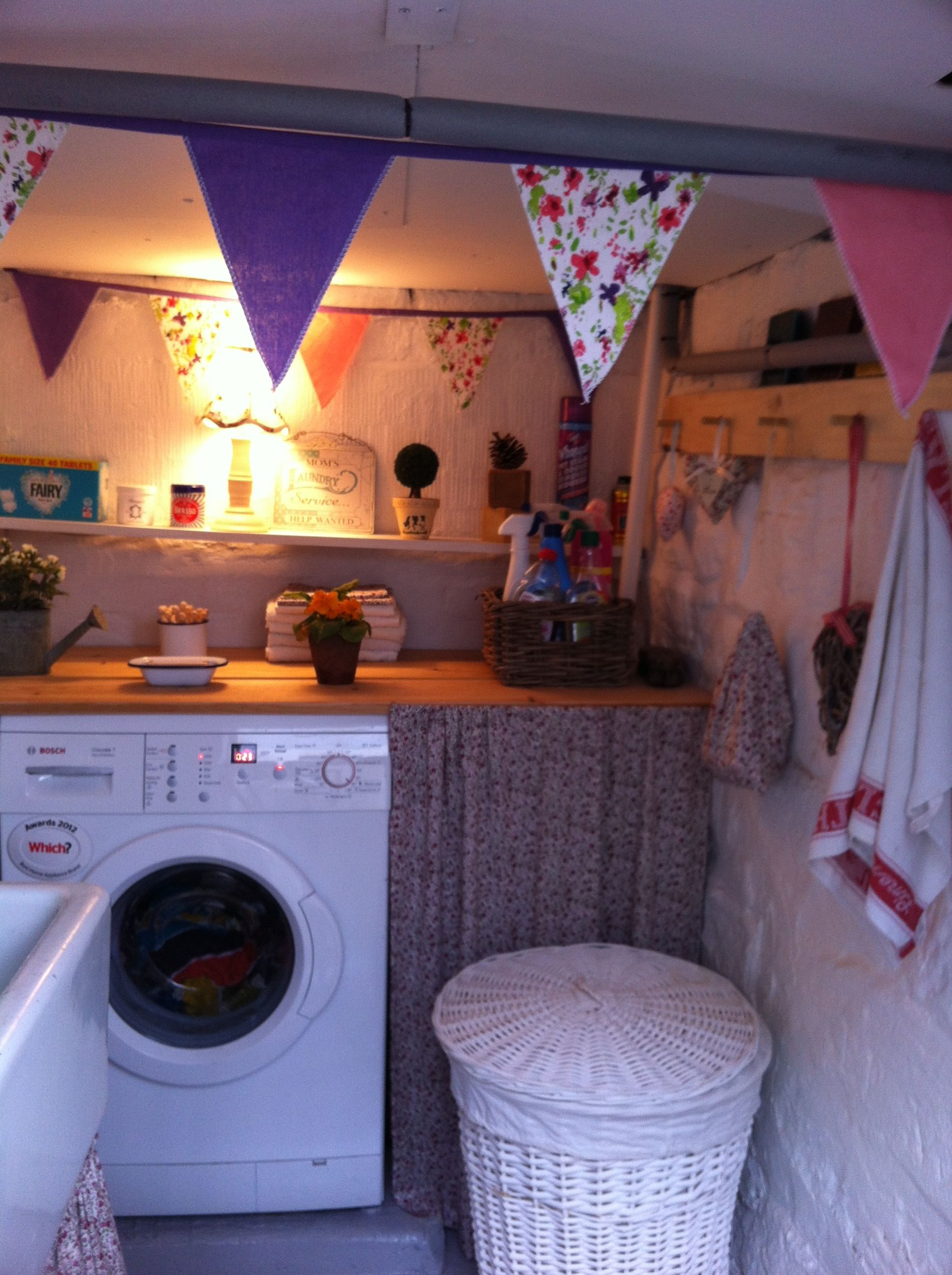 My Lovely Shed Laundry Room Outdoor Laundry Rooms Shed Makeover Laundry