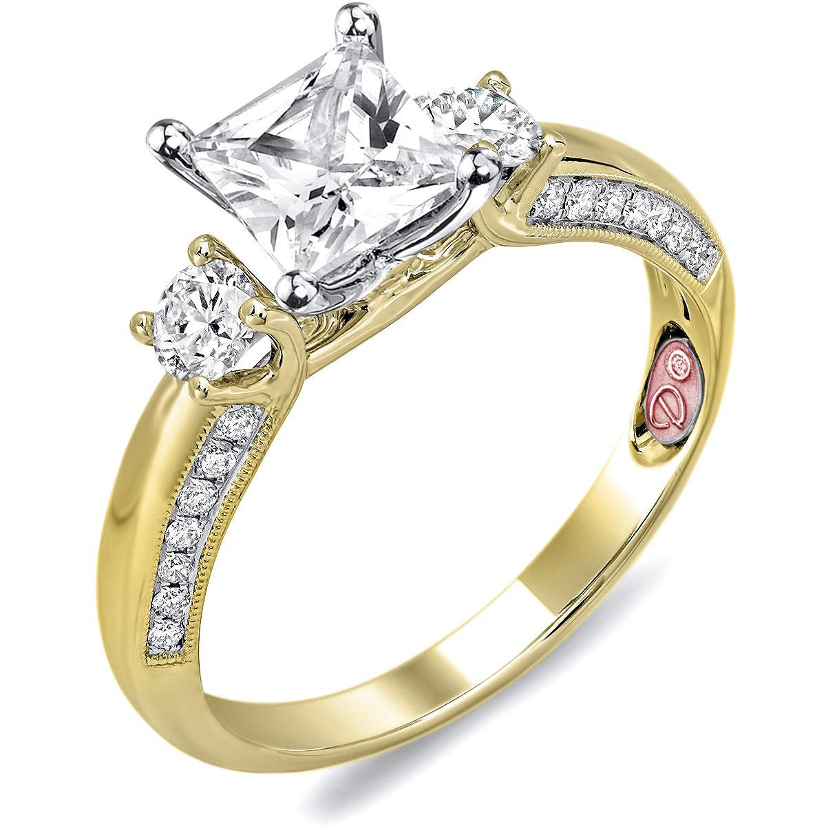 Designer Engagement Rings from DemarcoJewelry.com Available in ...
