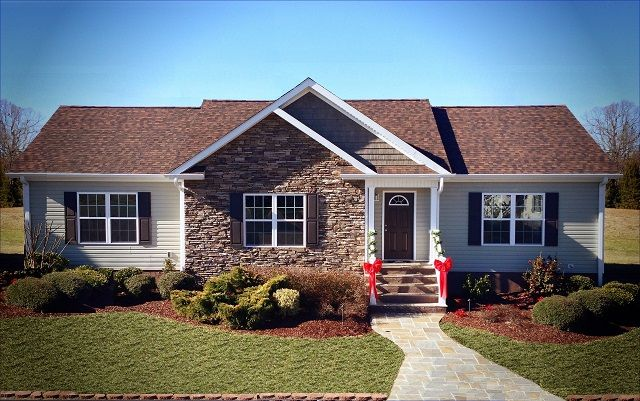 The Sedalia Custom Modular home-Mebane, Asheboro, Greensboro | NC