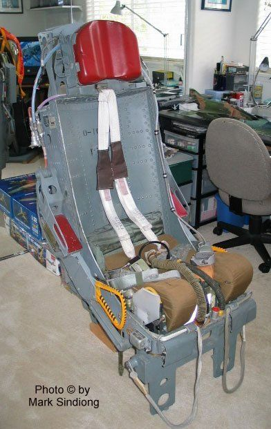 Image result for f-105 ejection seat