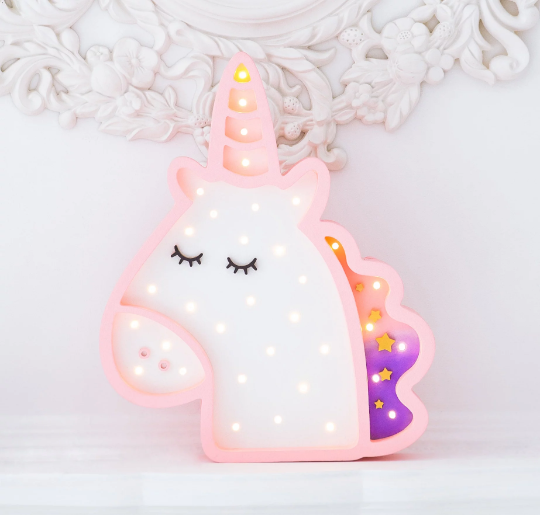 wooden lamp children/'s room lamp lamp for a child night lamp child/'s bedroom Unicorn Table Lamp girls room for a girl