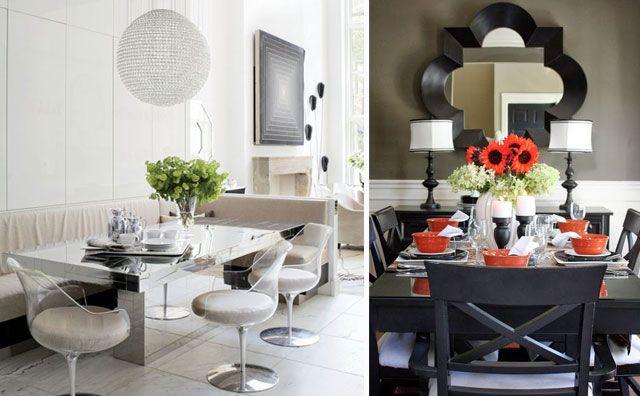 Ideas para decorar con espejos espejos comedor for Espejos de comedor