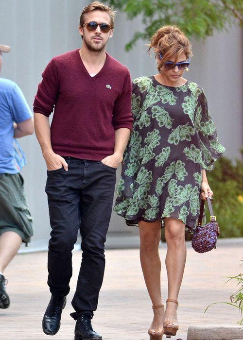 Ryan Gosling Eva Mendes Eva Mendes Eva Mendes And Ryan Ryan And Eva