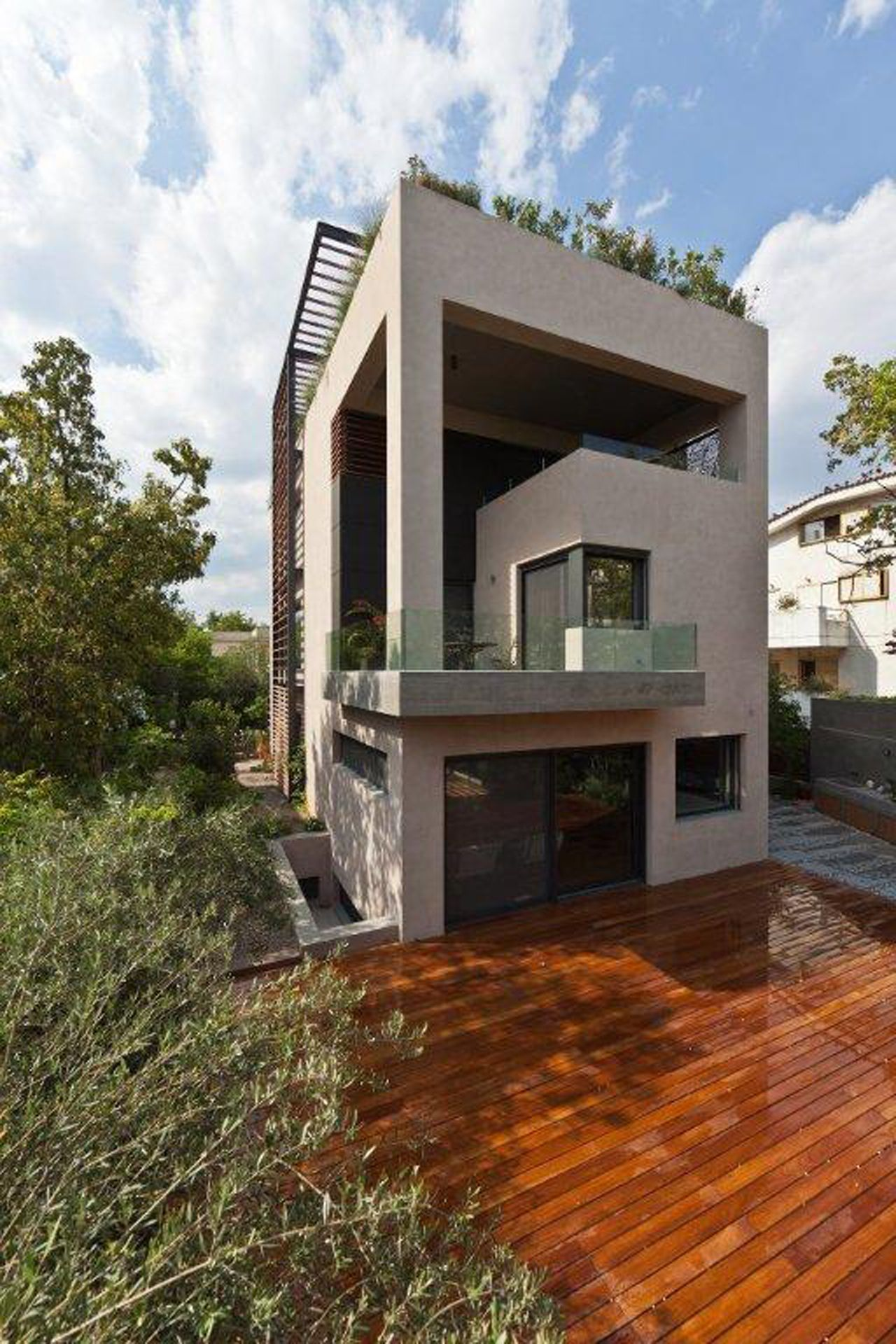 Gallery of Residence in Filothei / Gem Architects - 14 ...