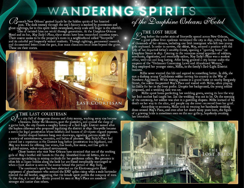 The Ghosts Of Dauphine Orleans Hotel Www Dauphineorleans