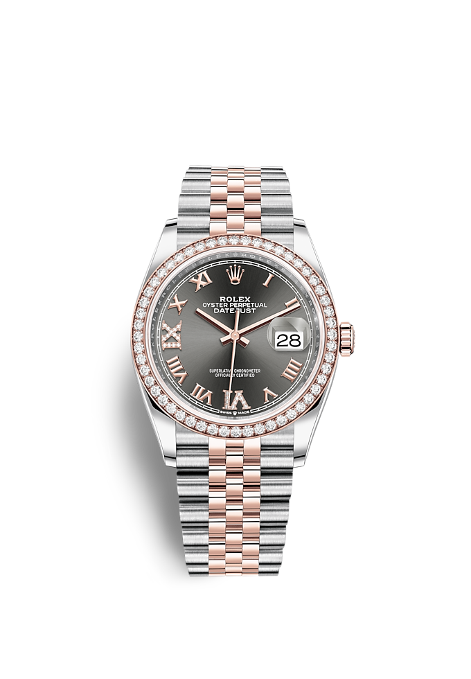 91fa728689f94 Rolex Datejust - The Classic Watch of Reference