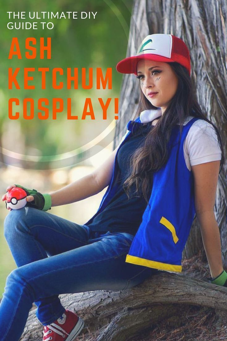 The Ultimate DIY Guide to Ash Ketchum Cosplay! | Ash ...