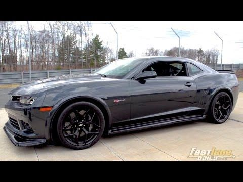 2014 Chevrolet Camaro Z28 Exclusive Fast Lane Daily Chevrolet